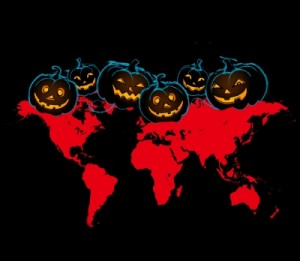 pumpkins in the world